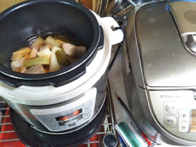 料理が苦手でも安心な電気圧力鍋の使い方