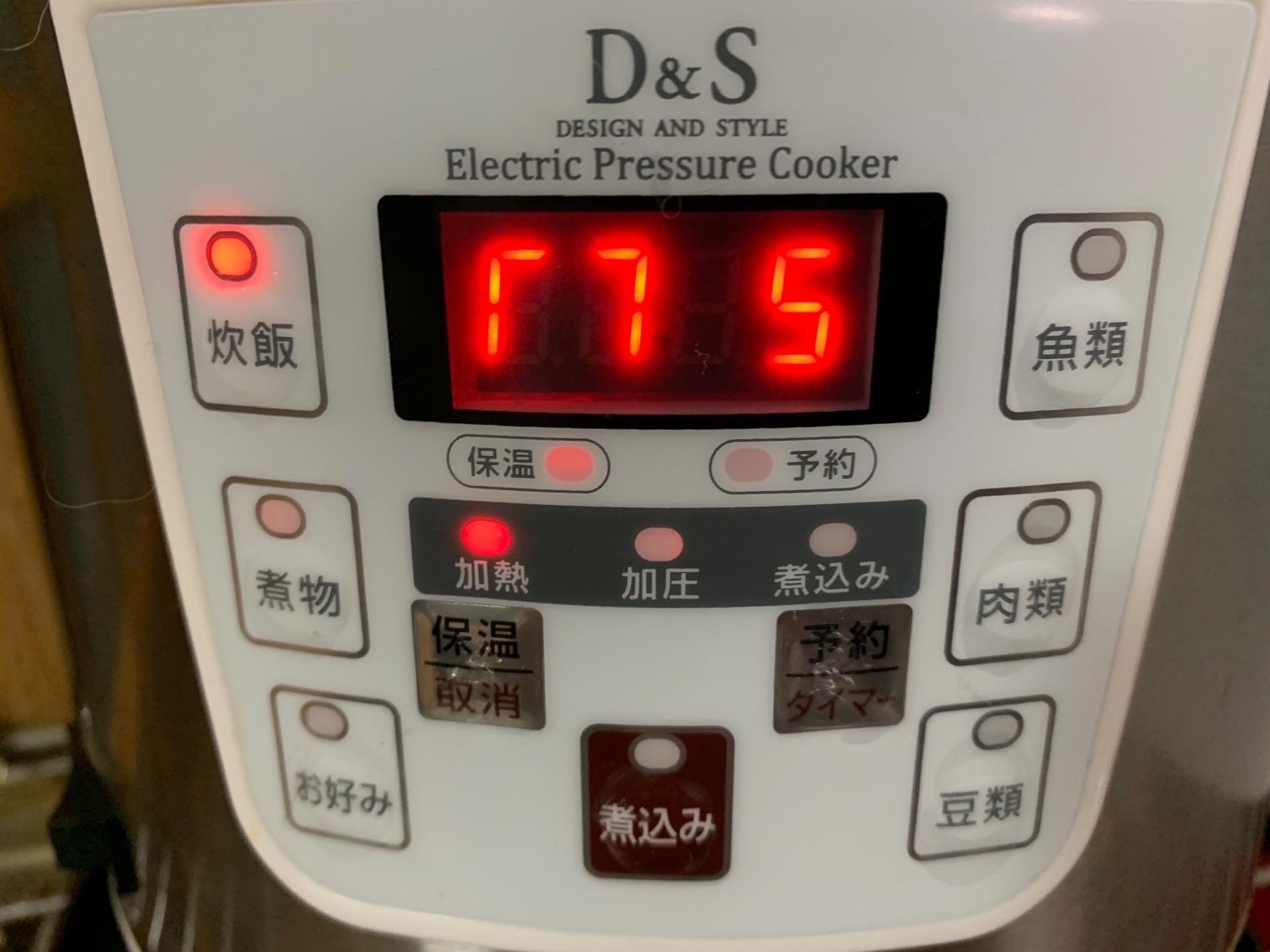 普通の圧力鍋より電気圧力鍋が人気の理由とは