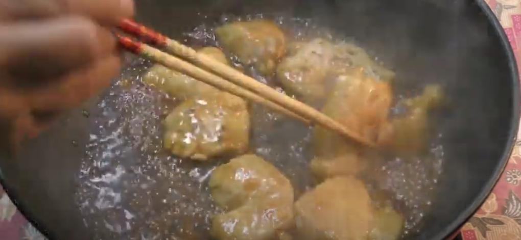 超かんたん時短料理おススメ 鶏むね肉のみぞれ煮!